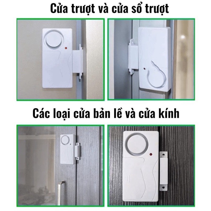Thiết bị chống trộm gắn cửa