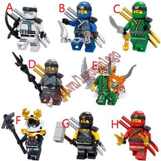 Minifigure Lego nhân vật Ninjago loại 1 thumbnail