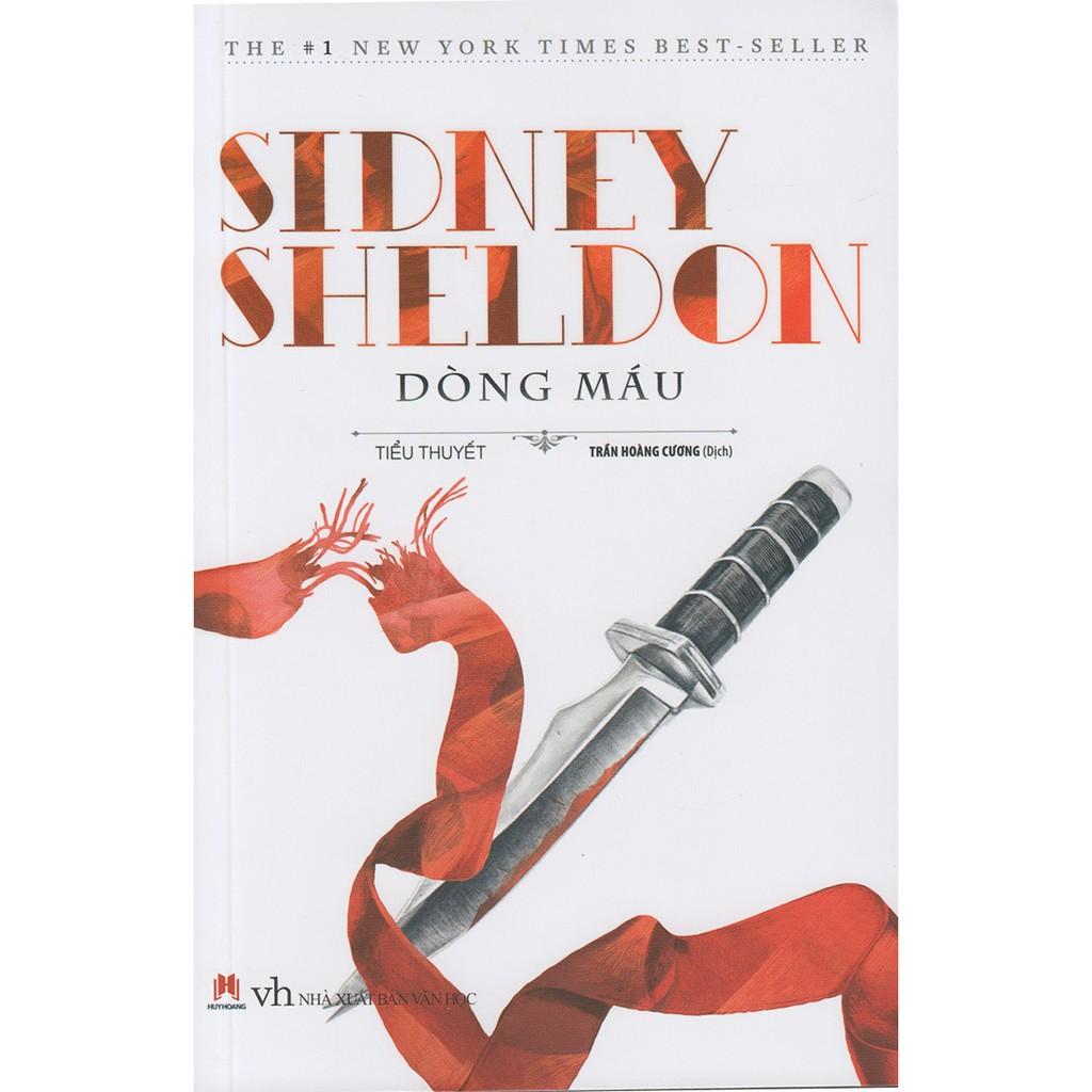 [ Sách ] Dòng Máu (Tái Bản) - Sidney Sheldon