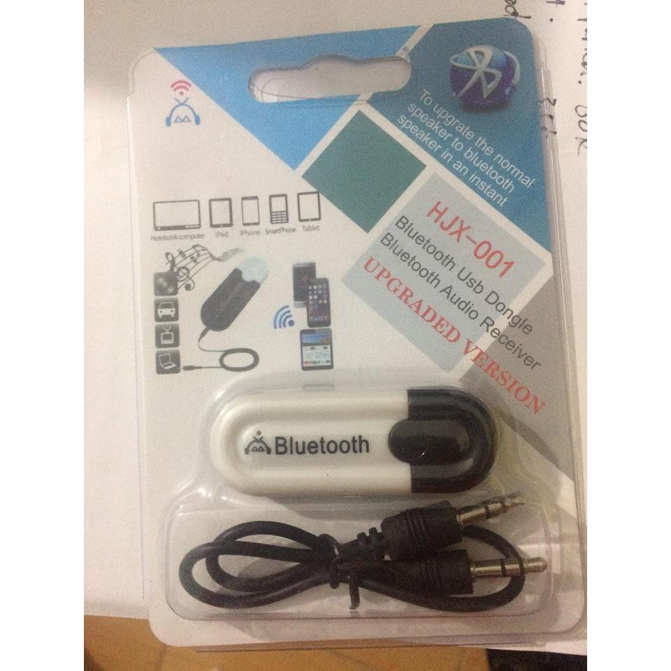[Giá Sốc] USB Bluetooth HJX-001 - Biến Dàn Loa Thường Thành Loa Bluetooth