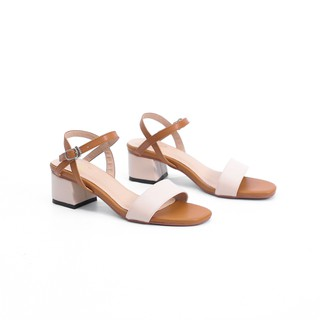 Hình ảnh [Nhập mã WS0606 giảm 20% tối đa 50K ] Giày Sandal Cao Gót 5cm Mix Nhiều Màu Pixie X476-0