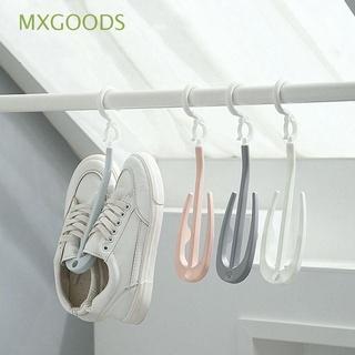 Móc đứng treo giày dép quần áo xoay 360 độ tiện dụng°Túi treo đựng đồ nhiều màu sắc