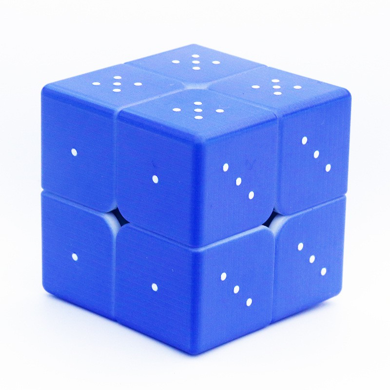 Khối Rubik Đồ Chơi 2 Mặt - 22324625 , 4604486195 , 322_4604486195 , 254600 , Khoi-Rubik-Do-Choi-2-Mat-322_4604486195 , shopee.vn , Khối Rubik Đồ Chơi 2 Mặt