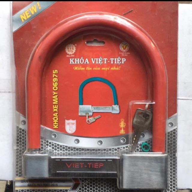 Khoá Chữ U Việt Tiệp