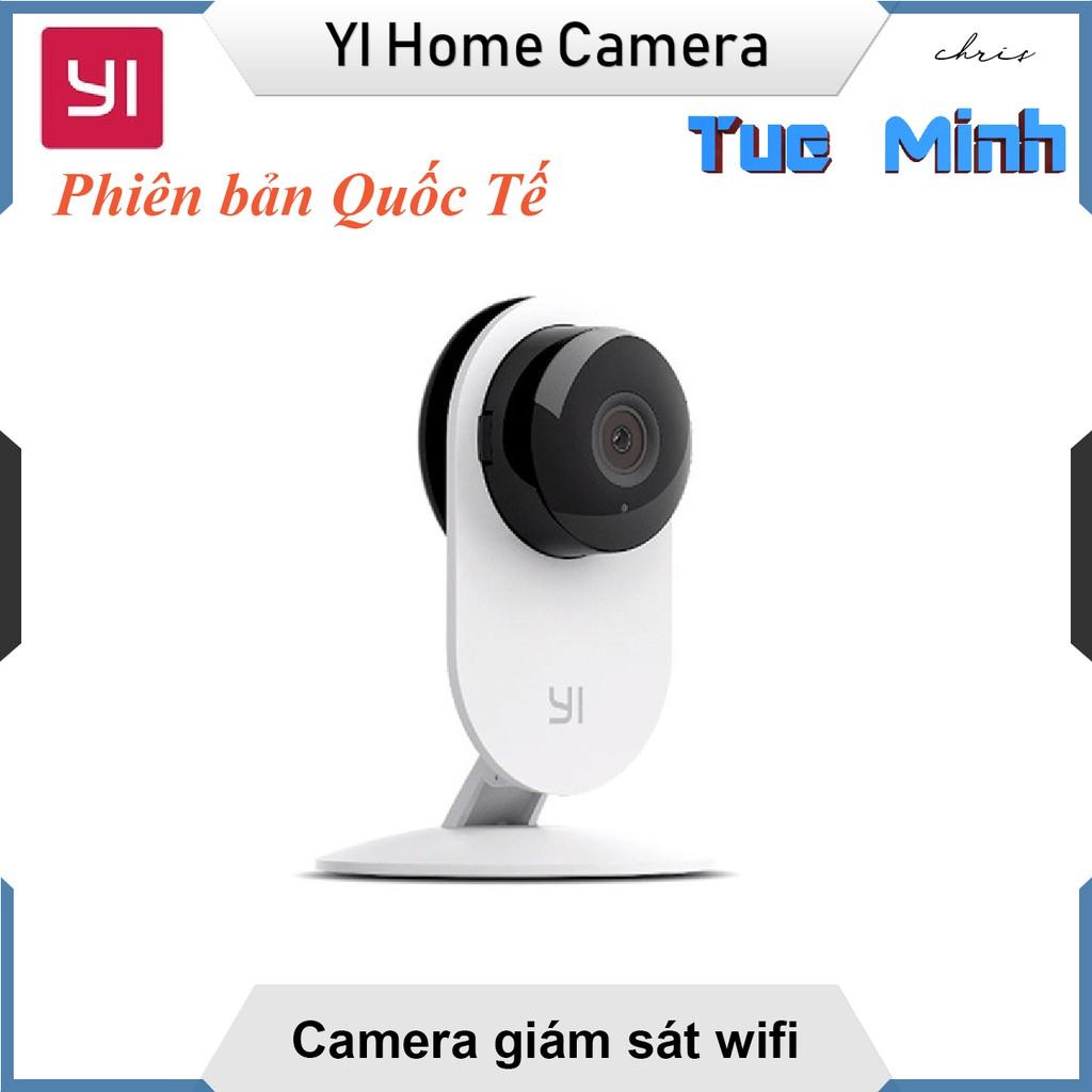 Camera giám sát không dây YI Home 720p - Phiên bản quốc tế - 3171018 , 1092091666 , 322_1092091666 , 648000 , Camera-giam-sat-khong-day-YI-Home-720p-Phien-ban-quoc-te-322_1092091666 , shopee.vn , Camera giám sát không dây YI Home 720p - Phiên bản quốc tế