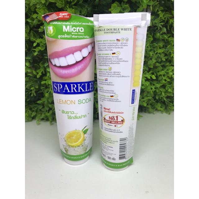 Kem đánh răng siêu trắng răng nhãn hiệu SPARKLE nổi tiếng thế giới tiếp tục về số lượng lớn nha - 3065977 , 421361001 , 322_421361001 , 150000 , Kem-danh-rang-sieu-trang-rang-nhan-hieu-SPARKLE-noi-tieng-the-gioi-tiep-tuc-ve-so-luong-lon-nha-322_421361001 , shopee.vn , Kem đánh răng siêu trắng răng nhãn hiệu SPARKLE nổi tiếng thế giới tiếp tục về