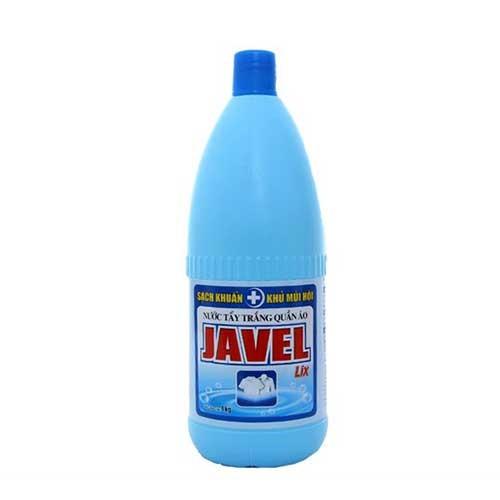 Nước tẩy trắng quần áo Javel Lix 1kg - 9923076 , 438154675 , 322_438154675 , 15000 , Nuoc-tay-trang-quan-ao-Javel-Lix-1kg-322_438154675 , shopee.vn , Nước tẩy trắng quần áo Javel Lix 1kg