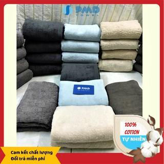 [Mã PHUMKLO68 giảm 15K đơn 250K] Khăn tắm Muji cao cấp cỡ nhỡ 60x120cm 100% cotton tự nhiên siêu thấm hút, mềm mịn