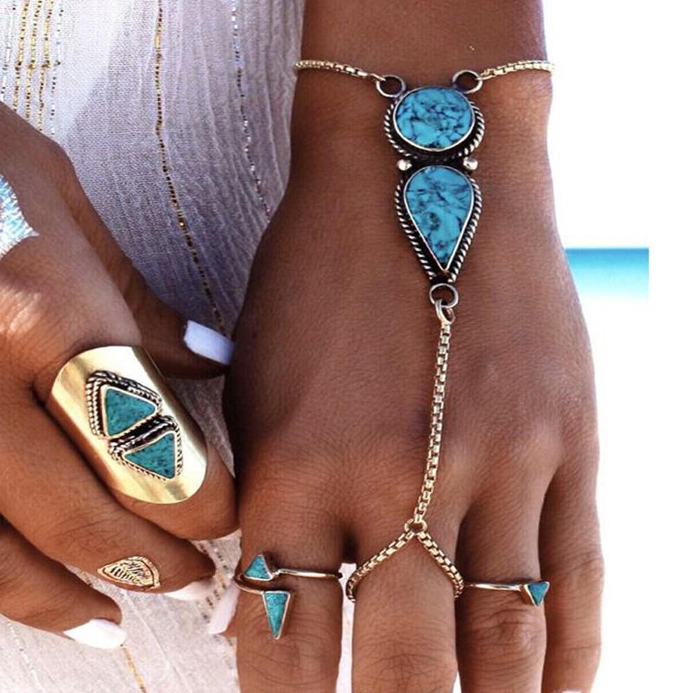 Vòng đeo tay kèm nhẫn phong cách cổ điển dành cho nữ - 14814836 , 1331923470 , 322_1331923470 , 21400 , Vong-deo-tay-kem-nhan-phong-cach-co-dien-danh-cho-nu-322_1331923470 , shopee.vn , Vòng đeo tay kèm nhẫn phong cách cổ điển dành cho nữ