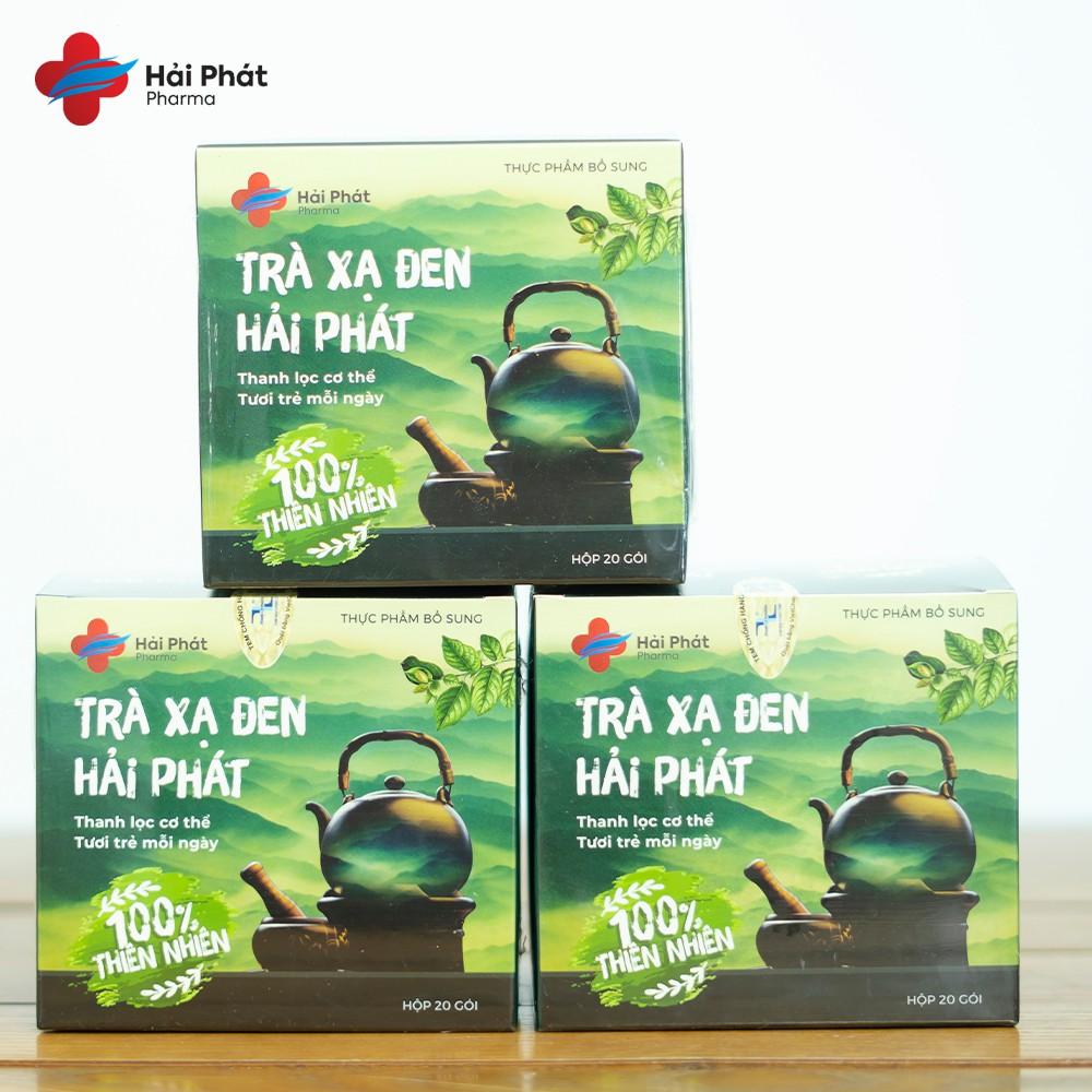 Trà xạ đen Túi Lọc Hải Phát (20 gói)