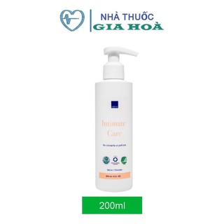 Dung dịch vệ sinh phụ nữ Abena Intimate Care chai 200ml