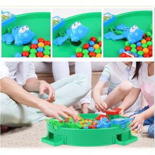 Bộ đồ chơi ếch gắp hạt vui vẻ