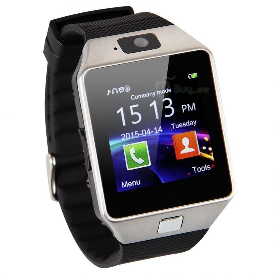 Bộ đồng hồ thông minh Smart Watch Uwatch DZ09