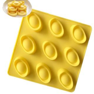 Khuôn Silicon Đổ Socola/Thạch/Đá/Kẹochipchip/Pudding Hình Thỏi Vàng
