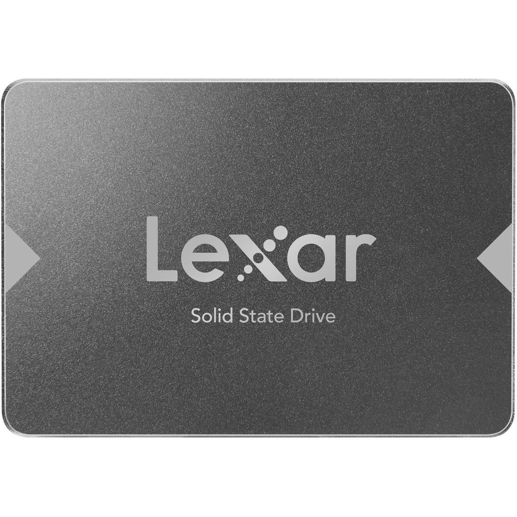 Ổ Cứng SSD Lexar NS100 SATA III 128GB - Hàng Chính Hãng Diệp Khánh Phân Phối