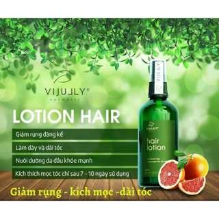 Tinh dầu bưởi kích thích mọc tóc vijully