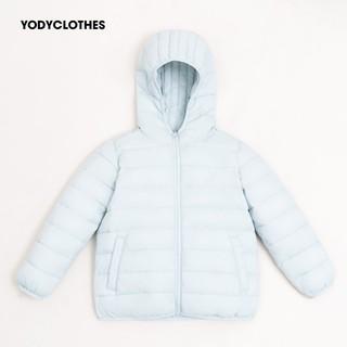 YODY áo khoác phao trẻ em thu đông cho bé dài tay có mũ PHK3045