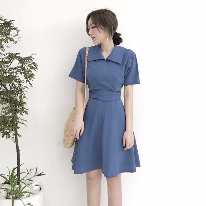 Đầm dáng xòe ngắn tay phong cách trẻ trung thanh lịch dành cho nữ - 14781676 , 2301473575 , 322_2301473575 , 422600 , Dam-dang-xoe-ngan-tay-phong-cach-tre-trung-thanh-lich-danh-cho-nu-322_2301473575 , shopee.vn , Đầm dáng xòe ngắn tay phong cách trẻ trung thanh lịch dành cho nữ