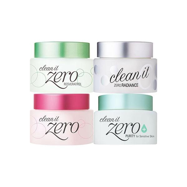 Bộ Sản Phẩm Sáp Tẩy Trang Banila Co. Clean It Zero Special Kit