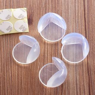 Set 4 Miếng Bịt Góc Bàn, Bọc Cạnh Bàn Silicon Tránh Va Đập - An Toàn Cho Bé Và Người Già- giảm giá khi mua từ 2 bộ thumbnail