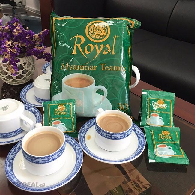 Trà sữa Royal Myanmar Teamix - 30 gói - 3443289 , 959448294 , 322_959448294 , 129000 , Tra-sua-Royal-Myanmar-Teamix-30-goi-322_959448294 , shopee.vn , Trà sữa Royal Myanmar Teamix - 30 gói