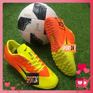 Hot Rẻ vô địch sieu re giày bóng đá trẻ em CR7 giày bóng đá trẻ con sân cỏ nhân tạo . giảm giá thumbnail
