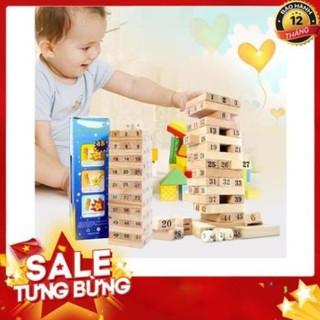 💥[DUY NHẤT HÔM NAY]💥Đồ chơi rút gỗ thông minh giúp trẻ sáng tạo phát triển tư duy 💥SIÊU HOT💥 SIêu Hot