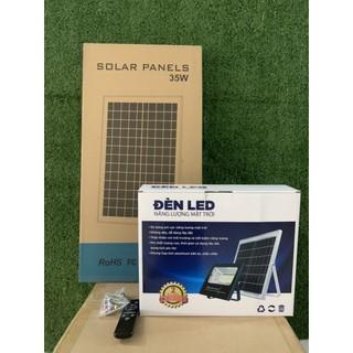 Đèn năng lượng mặt trời [ Bảo hành 24 tháng, lỗi 1 đổi 1 ] Đèn pha 200w không dùng điện