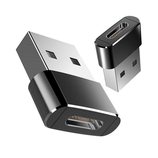 1x Usb 3.0 (type-a) Male To Usb3.1 (type-c) Female