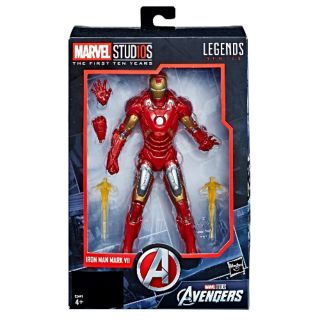 Mô hình Marvel Legends Iron Man mk7