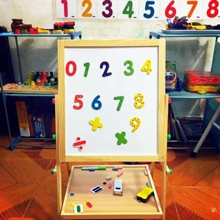 Bảng vẽ nam châm 2 mặt dành cho trẻ