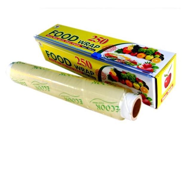( Thái Lan ) Màng bọc thực phẩm Ecook P250 ( 30cmx150Y )