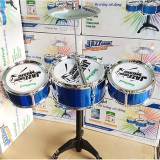 [ deal hot 9.9 ] Bộ trống Jazz Drum Mini Cho Bé