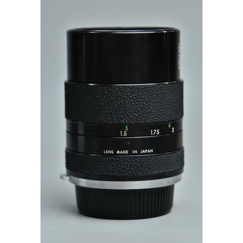 Ống kính máy ảnh Tamron 135mm f2.8 MF Olympus OM (135 2.8) - 11324