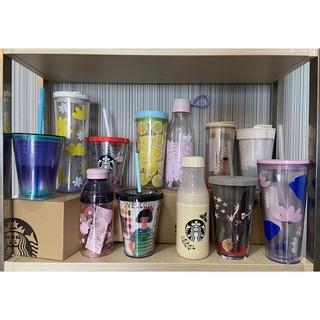 Bộ sưu tập Starbucks - Ly và bình nhựa cao cấp