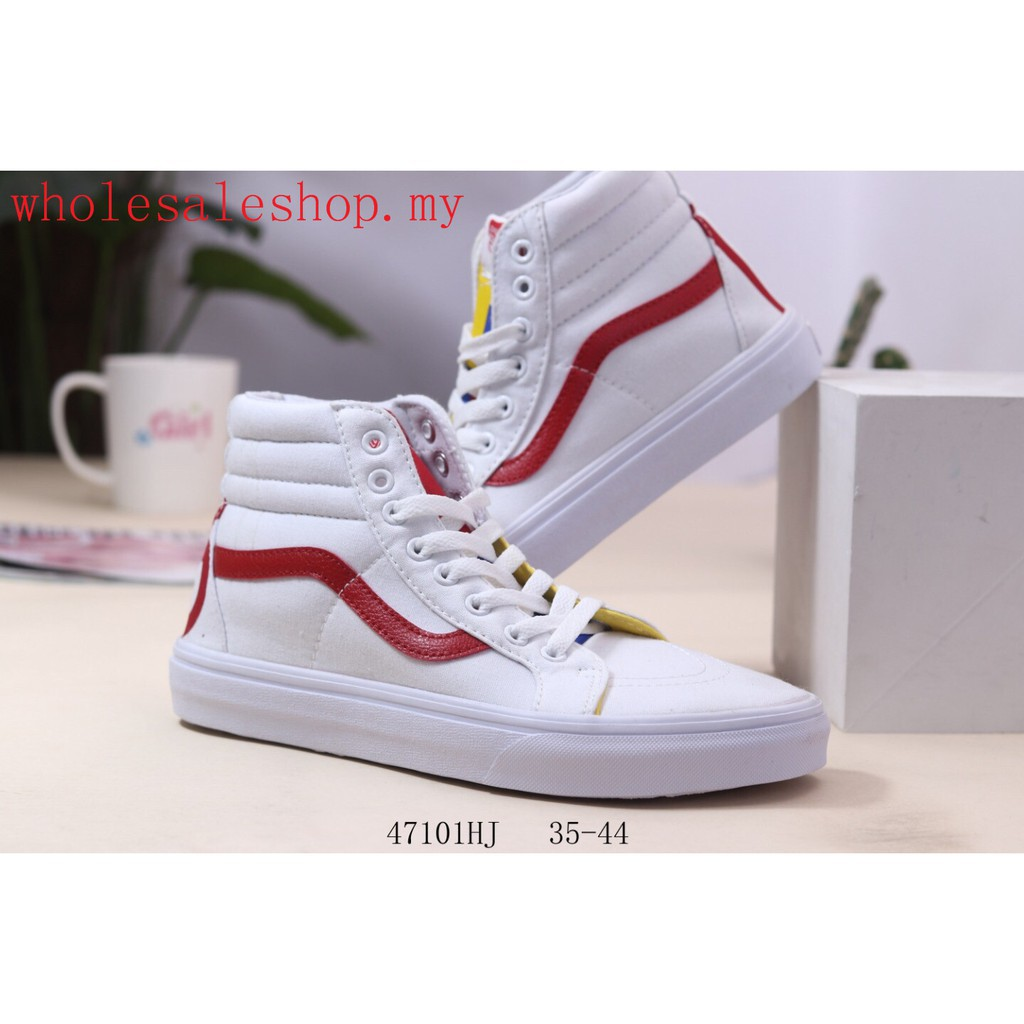 giày thể thao cổ cao thời trang dành cho nam - 15455035 , 2733190621 , 322_2733190621 , 651900 , giay-the-thao-co-cao-thoi-trang-danh-cho-nam-322_2733190621 , shopee.vn , giày thể thao cổ cao thời trang dành cho nam