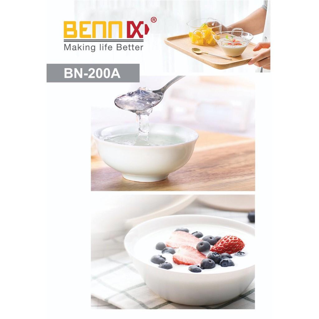 [Mã 267ELSALE hoàn 7% đơn 300K] NỒI CHƯNG YẾN BENNIX BN- 200A THÁI LAN