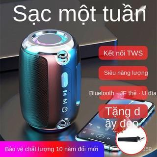 Bluetooth Âm Thanh Chất Lượng Cao Loa Siêu Trầm Lớn Âm Lượng Máy Tính Ngoài Trời Hộ Gia Đình Thẻ Ổ Đĩa Flash USB Điện Th thumbnail