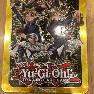 Bộ thẻ bài Yugioh Mega-tin Yugi Muto & Yami Yugi 2017 chính hãng