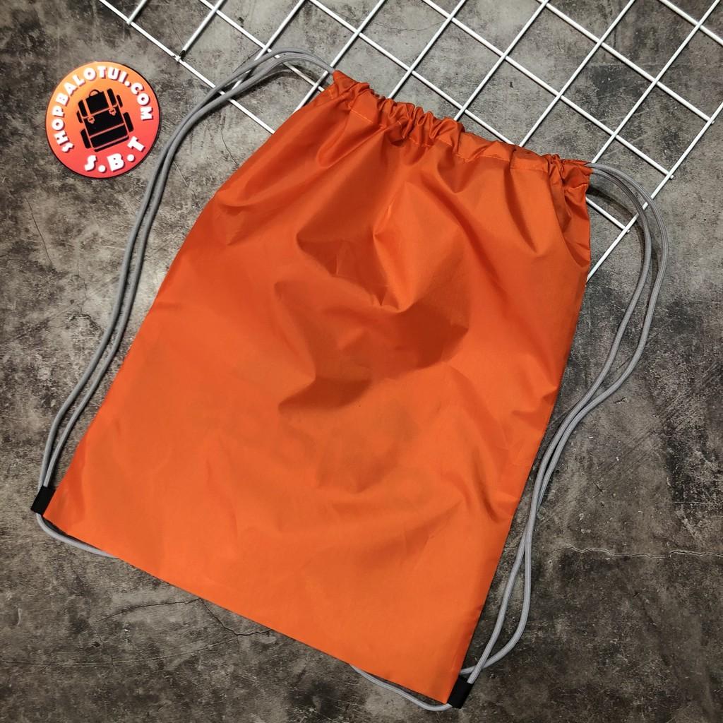 [Mã SKAMA07 giảm 8% TỐI ĐA 50K đơn250K] Balo dây rút Chất liệu vải CHỐNG NƯỚC phù hợp đi tập thể thao đi bơi