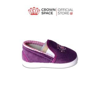 Giày Vải Tập Đi Cho Bé Crown Space 032_821 size 3-6 thumbnail
