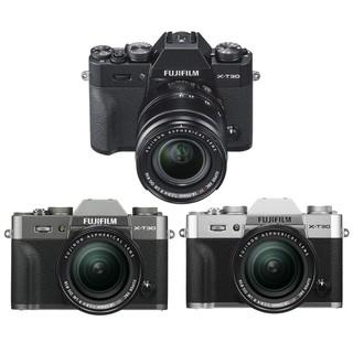Máy Ảnh Fujifilm X-T30 + Ống Kính XF 18-55mm F/2.8-4 OIS - Chính Hãng Fujifilm Việt Nam