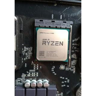 CPU AMD Ryzen 3 1200 Up to 3.4Ghz 10Mb cache - Bộ vi xử lý Ryzen 3 1200 Hàng qua sử dụng thumbnail