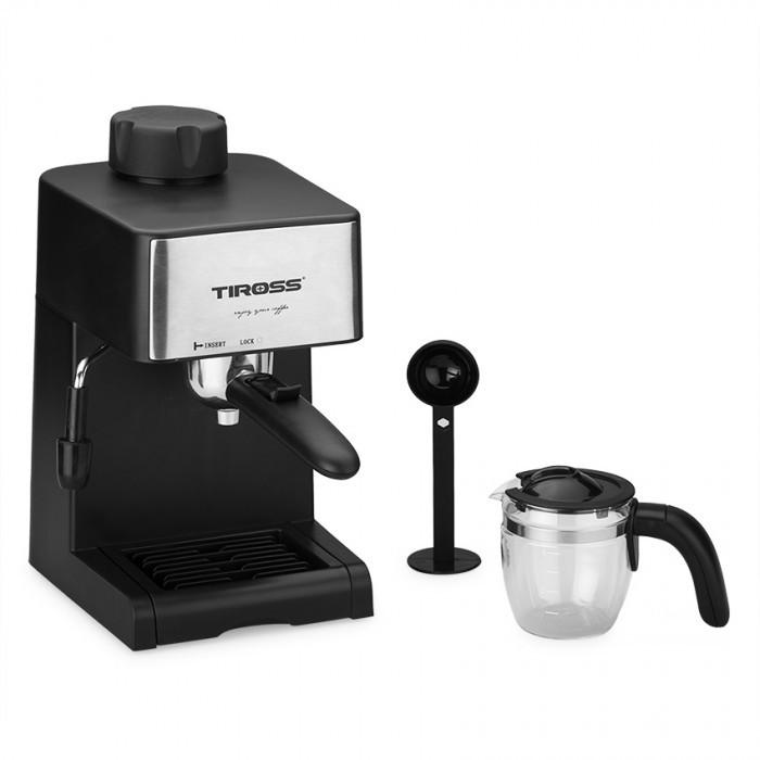 Máy pha cà phê Espresso Tiross TS621 - 10081459 , 698996937 , 322_698996937 , 1195000 , May-pha-ca-phe-Espresso-Tiross-TS621-322_698996937 , shopee.vn , Máy pha cà phê Espresso Tiross TS621
