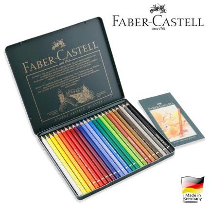 chì màu cao cấp Faber Castell Polychromos 24 màu - 9973873 , 291307511 , 322_291307511 , 1449000 , chi-mau-cao-cap-Faber-Castell-Polychromos-24-mau-322_291307511 , shopee.vn , chì màu cao cấp Faber Castell Polychromos 24 màu
