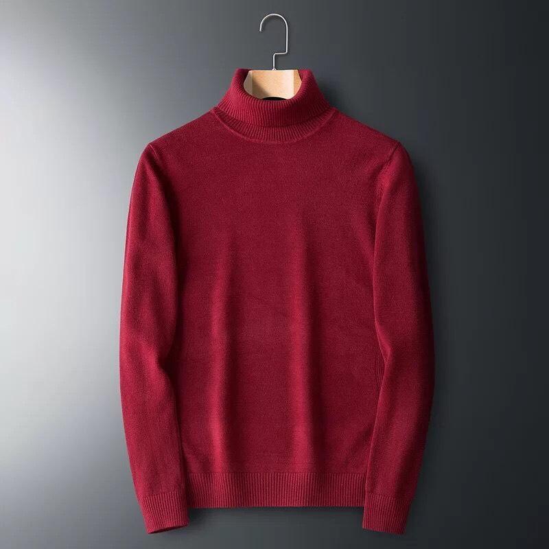 [ Free ship 99k] Áo len dài tay đẹp-áo len cổ lọ sức hút thời trang mùa đông
