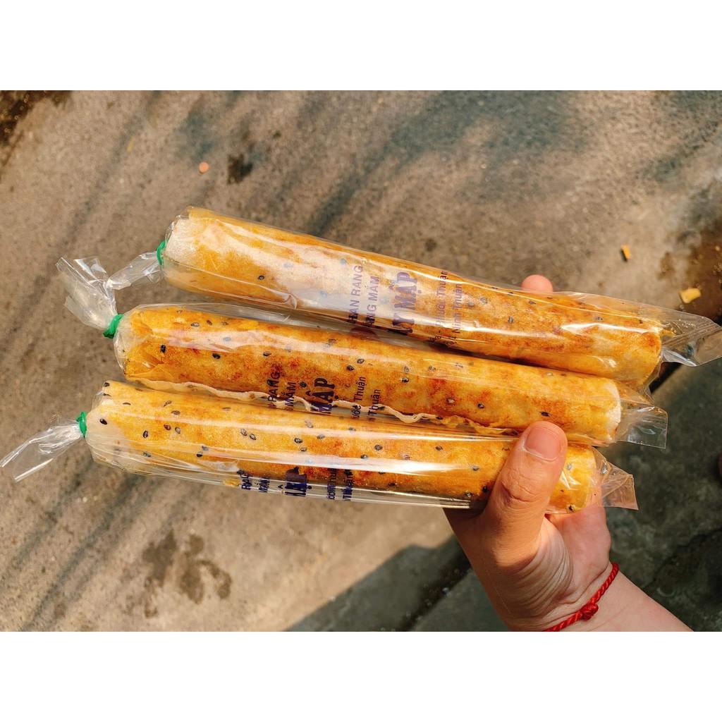 Bánh Tráng Cuộn Phan Rang Giòn Tan Ngon Miệng 10 Cuộn - Hanigo Food