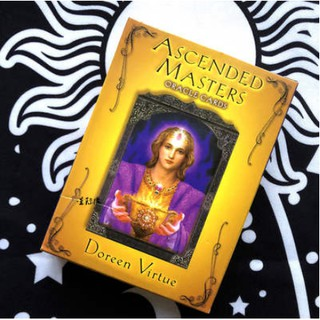 Bộ bài Ascended Masters Oracle Cards