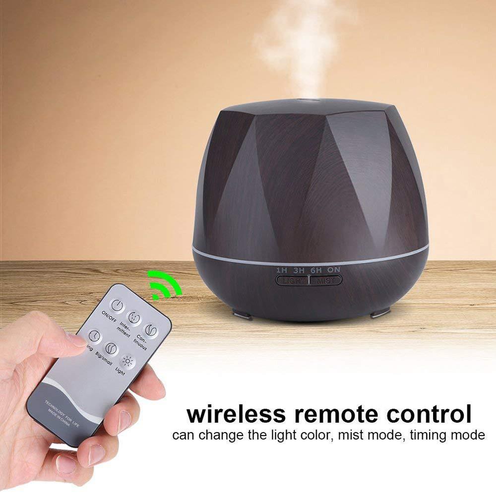 Remote điều khiển máy khuếch tán phun sương tinh dầu
