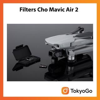 Bộ Filters Mavic Air 2 (ND16/64/256)_Hàng Chính Hãng DJI